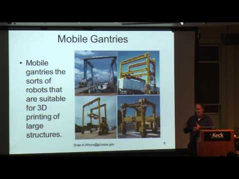 Introduction to Robotics for 3D Additive Construction