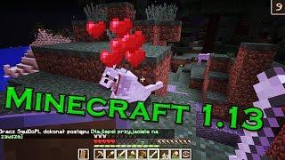 Seria z Minecraft 1.13 Odcinek 6. Jak oswoić wilka?