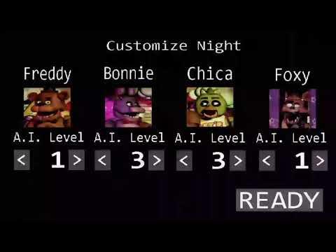 FNaF 1 Android Sound Mod W.I.P. (read description)