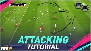 FIFA 19 NEW UNSTOPPABLE ATTACKING TRICK TO SCORE EASY GOALS !!! FIFA 19 TUTORIAL