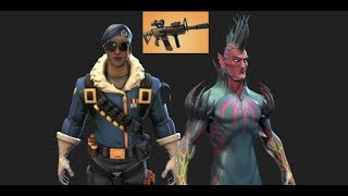 Fortnite Flytrap Squad Esperando nueva Skin y nueva M4
