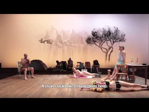 Trailer The Seagull 13|14 subtitled - Toneelgroep Amsterdam