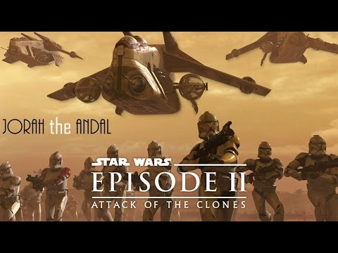 Star Wars Episode II: Attack of the Clones Soundtrack Medley