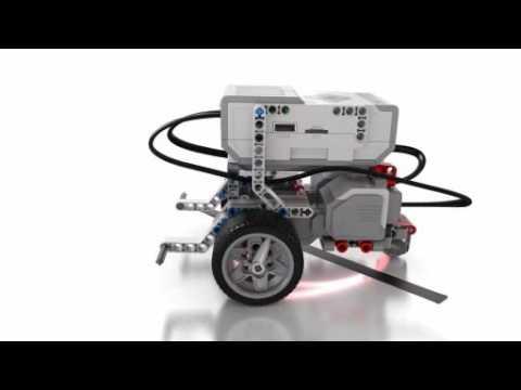 Lego Mindstorms EV3 - Tank Move - YouTube