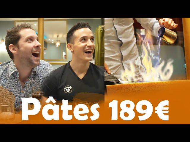Pâtes a 3€ VS Pâtes, Burrata a 189€ avec Tibo Inshape et Juju Fitcats