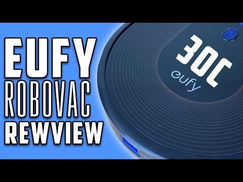Eufy Robovac 30C Unboxing Review   Best Budget Robot Vacuum 2019