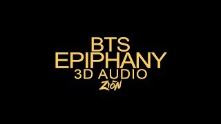 BTS(방탄소년단) - LOVE YOURSELF 結 Answer 'Epiphany' (3D Audio Version)