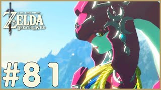 Zelda: Breath Of The Wild - Champion Mipha (81)