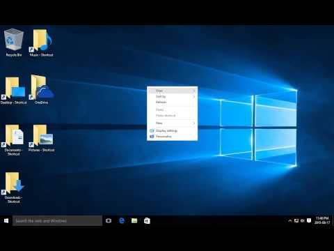 ✔️-windows-10---show-desktop-icons,-hide-desktop-icons,-restore-desktop-icons