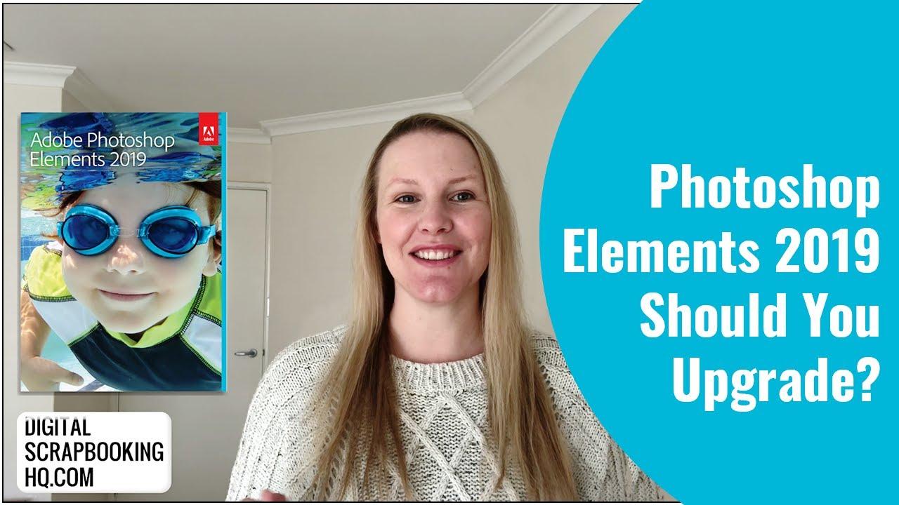 adobe photoshop elements 2019 & premiere elements 2019 student & teacher edition windows