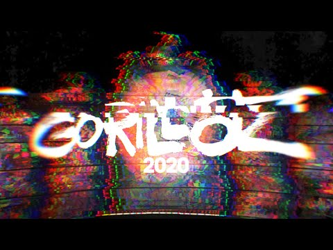 Spitting Out The Demons Gorillaz