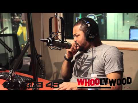 JUST BLAZE vs DJ WHOO KID on the WHOOLYWOOD SHUFFLE on SHADE 45
