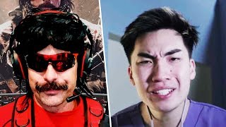 This YouTuber Needs to be Stopped... RiceGum Got BANNED, DrDisrespect, Drift0r, Sweet Anita