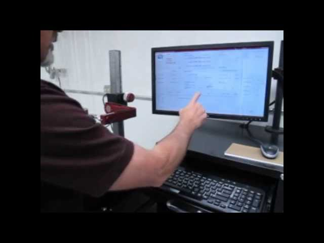 Harmonic Analysis on a MicroForm Gage