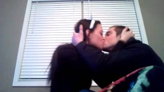 madi and blake new years kiss
