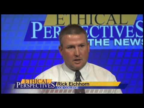 """Wealth Disparity"" - Ethical Perspectives on the News 10.18.2015"