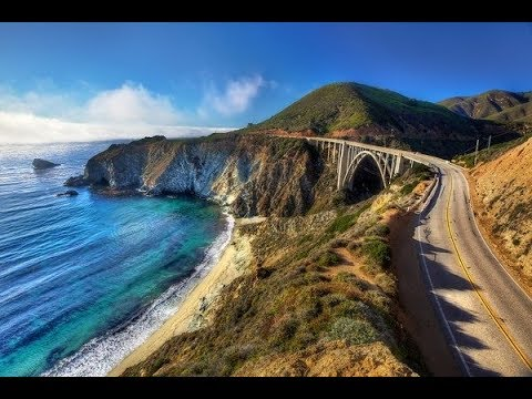 Pacific Coast Highway: Best Long Drive Experience - Classic Videos