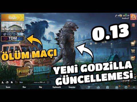 0.13 GÜNCELLEMESİ NASIL YAPILIR YENİLİKLER VE ÖLÜM MAÇI! - PUBG Mobile Türkiye