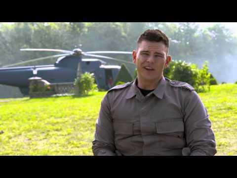 """X-Men: Apocalypse: Josh Helman """"Col. William Stryker"""" Behind the Scenes Movie Interview"""