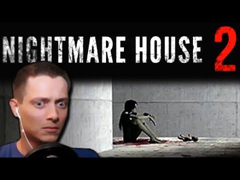 NIGHTMARE HOUSE 2 ➤ Самый Страшный Half-Life 2 Мод? ➤ Прохождение Часть 1
