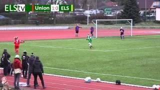 Meistersaison 13/14: 10. Spieltag Union Berlin - ELS