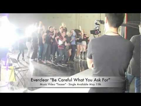 Everclear - Be Careful What You Ask For (Music Video Teaser)