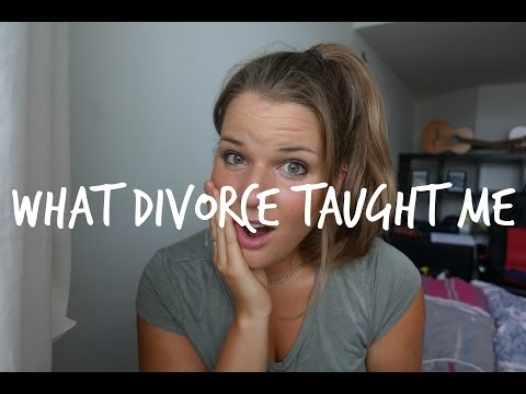 My Story    Marriage and Divorce