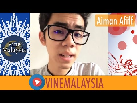 Aiman Afiff Vine Compilation ★ BEST ALL VINES ★ LATEST [HD]