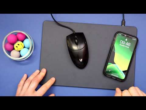 Kanex Caricabatterie Wireless E Mousepad: Smartphone Carico E Sempre A Portata Di Mano