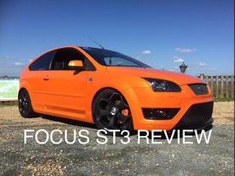 Owning A Focus ST3, Modified Car Review