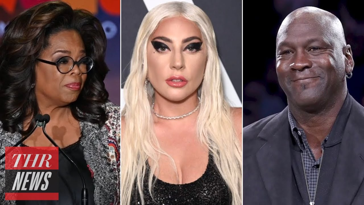 Oprah, Lady Gaga, Michael Jordan, Don Lemon & More Speak Out Over George Floyd | THR News