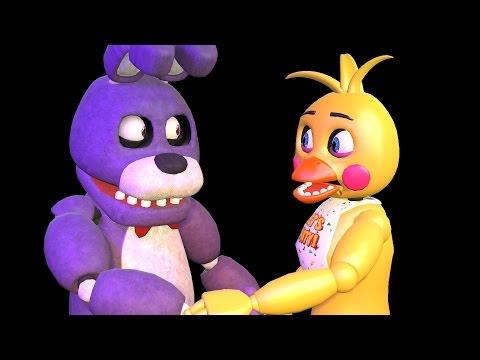 [SFM FNAF] Bonnie x Toy chica