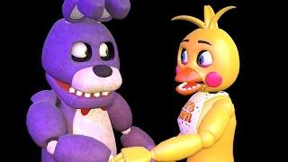 - SFM FNAF Bonnie x Toy chica