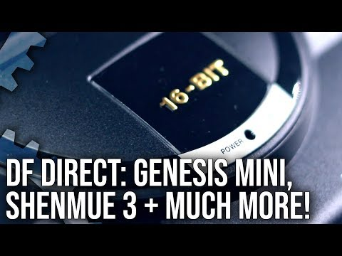 DF Direct! Genesis Mini, Shenmue 3, Control, Abe: Soulstorm + More E3 Hits!
