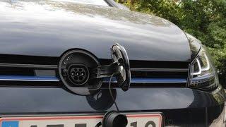 Test: VW Golf GTE - Den bedste hybrid vi har set