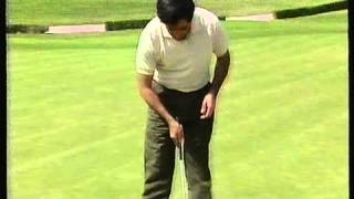 Seve Putting Tips