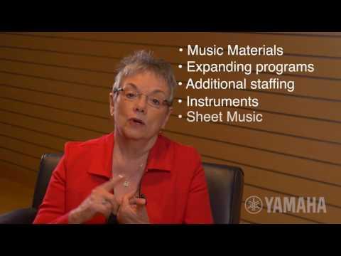 A Music Teacher's Guide To ESSA: Yamaha Sr. Director Of Education, Marcia Neel