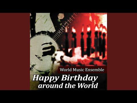 World Music Ensemble - Happy Birthday to You bedava zil sesi indir