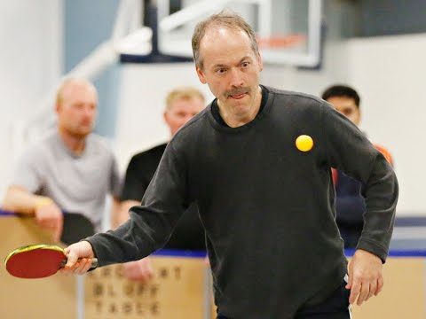 Will Shortz Table Tennis | The Sioux City Journal