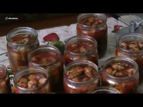 Автоклав рыбные консервы в томате в домашних условиях 894