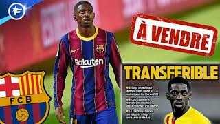 Le FC Barcelone place Ousmane Dembélé sur la liste des transferts | Revue de presse