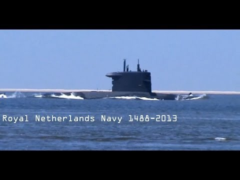 Royal Netherlands Navy 1488 - 2013