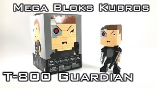 Mega Bloks Kubros - DPH93 - Terminator Genysis T-800 Guardian
