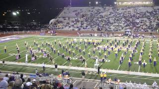"""Gangsta Jazz"" performed by the Golden Eagle Marching Band (Tennessee Tech University)"