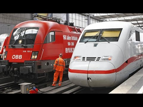 شاهد: قطار ليلي يربط بين بروكسل و فيينا  - نشر قبل 37 دقيقة
