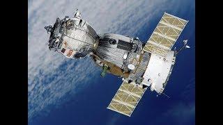 В  N A  SA  впервые показали видео НЛО возле станции МИР. Самые загадочные явления в космосе.