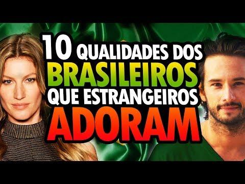 10 QUALIDADES DOS BRASILEIROS QUE ESTRANGEIROS ADORAM NA PAQUERA