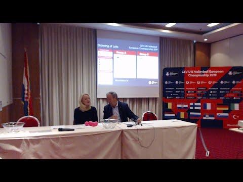 Livestream DOL CEV U16 Volleyball European Championship 2019
