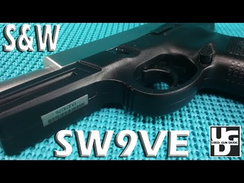 Smith & Wesson SW9VE 9mm Range Review, a Good Gun, but