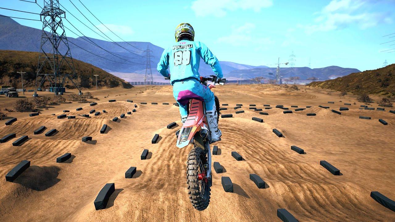 Supercross The Game 3 | Honda CRF 450R ( Gameplay 2020 )